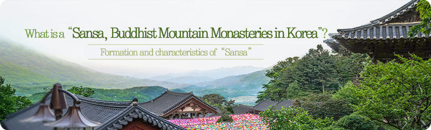"What is a ""traditional Buddhist mountain temple""?"